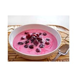 Cold Cherry Soup Recipe
