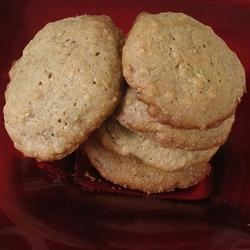 Zucchini Nut Cookies Recipe