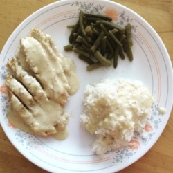 Chicken a la Creme Recipe