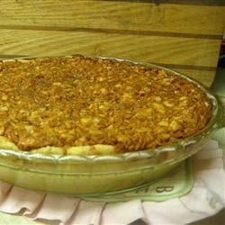 Irish Cream Macadamia Nut Pie Recipe