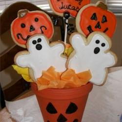 Halloween/Birthday Cookie Bouquet
