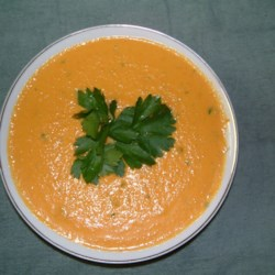 Carrot Ginger Creme Recipe