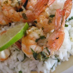 margarita grilled shrimp printer friendly