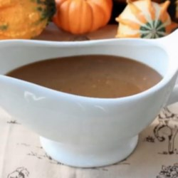 Make-Ahead Marsala Turkey Gravy Recipe