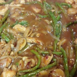 Spicy Green Beans and Pork, Asian Style Recipe