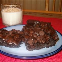 Karen A's Chocolate Dump Cake Recipe