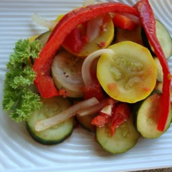 Summer Vegetable Ratatouille Recipe