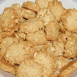 Nutty-Boy Peanut Cookies Recipe