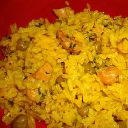 Gandule Rice Recipe