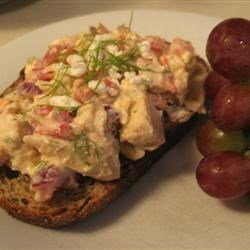 Photo of Aegean Chicken Salad by Kelly