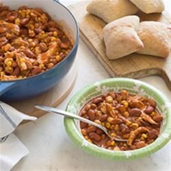 Quick and Easy Chicken Chili Recipe
