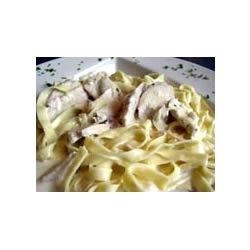 Homemade Chicken Fettuccine Recipe