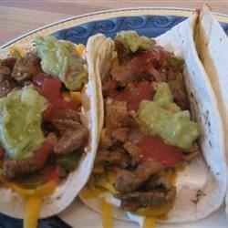 Photo of Beef Fajitas by O. Dell Cook