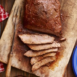Holly's Texas Brisket Recipe