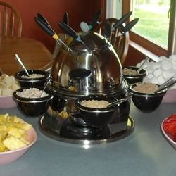 Photo of Chocolate Bar Fondue by sal