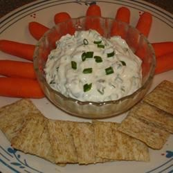 Green Onion Dip II Recipe