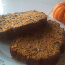 Super Moist Pumpkin Bread Recipe
