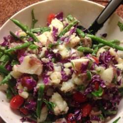 Veggie Potato Salad for a Crowd Recipe