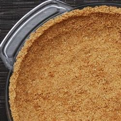 Healthier Graham Cracker Crust Recipe