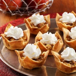 PAM's Mini Apple Pies with Almond Crumble