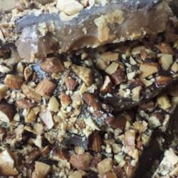 Almond Buttercrunch Candy II Recipe