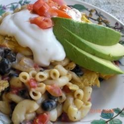 Photo of Black Bean Nacho Bake by Melodie  Gay