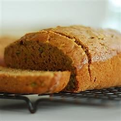 Mom's Zucchini Bread (slightly modified)