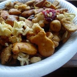 Photo of Cinnamon Snack Mix by sal