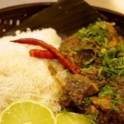 Azalina's Mint Curry Recipe