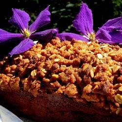 Banana Bread with Oat-Streusel Topping Recipe