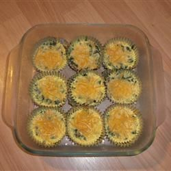 Photo of Vegetable Quiche Cups to Go by The South Beach Diet Online