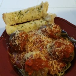 Three Animal Italian Meatballs Recipe