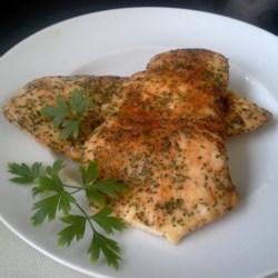 Baked Spiced Chicken Recipe