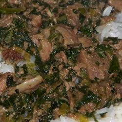 Chalau Recipe