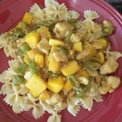 Malaysian Mango Chicken Curry Recipe