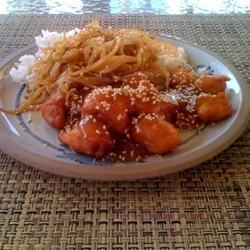 perfect sesame chicken