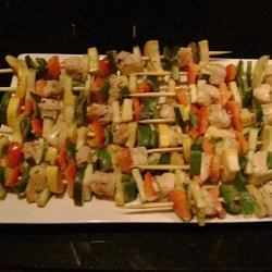 Ranch Chicken Kabob