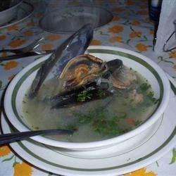 Chilean Mollusk Soup