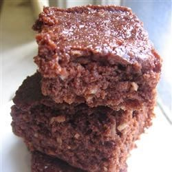 Masala Chai Brownies