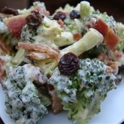 Image of Alyson's Broccoli Salad, AllRecipes