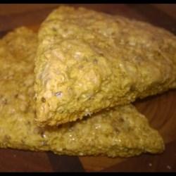 Vegan Lemon Scones with Chia Recipe