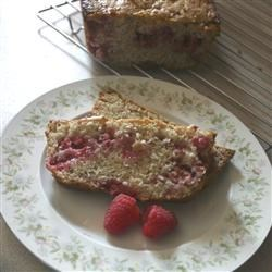 Zucchini-Raspberry Bread Recipe
