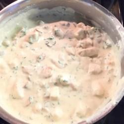 Cream Cheese Alfredo Sauce Recipe