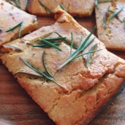 italian chickpea bread printer friendly