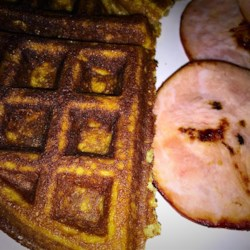 Almond Flour Waffles Recipe