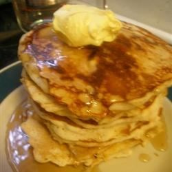 Amish Sourdough Pancakes Recipe