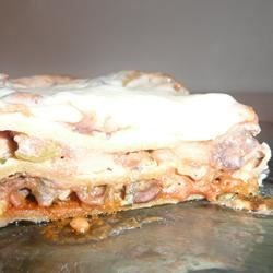 Black Bean Lasagna I Recipe