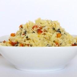 Paleo Greek 'Rice' Recipe