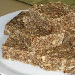 Bird Seed Energy Bars