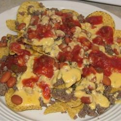 Homemade Nacho Cheese Grande